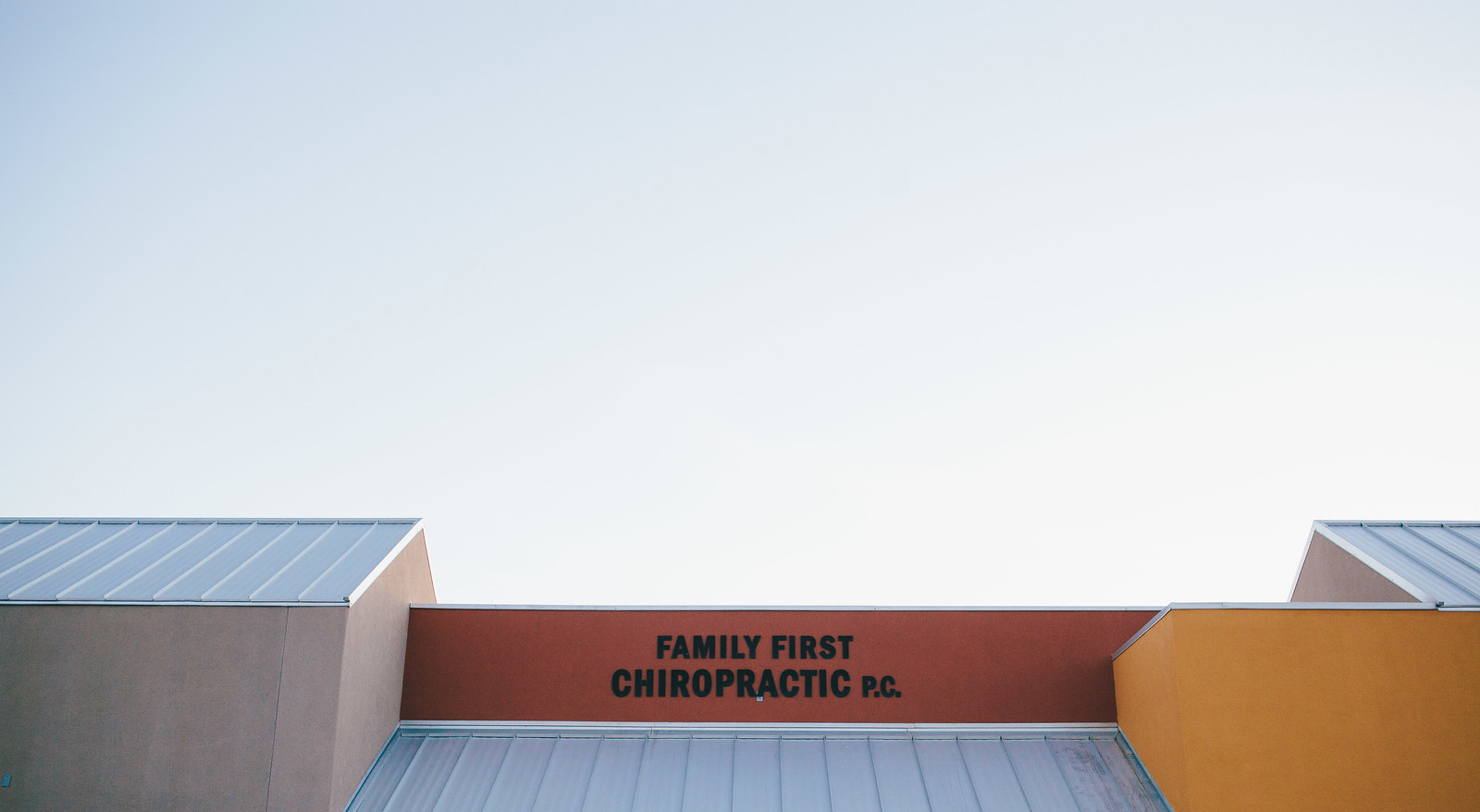 FAMILY FIRST CHIROPRACTIC PC